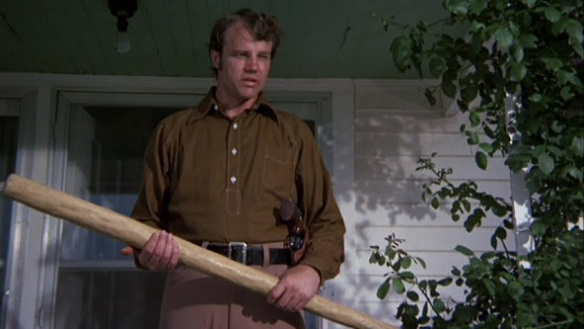 Joe Don Baker as Buford Pusser in Walking Tall
